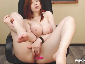 Pretty Young Babe Co-ed Masturbating Eternal Fuck - HD