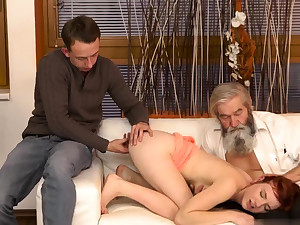 Teen neighbor blowjob first maturity Unexpected practice with