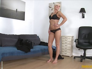 Slut Corinne Worder recorded on the hidden camera as she gets fucked