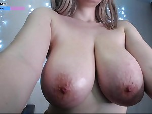 Amazing Majuscule Chest - young big naturals on webcam