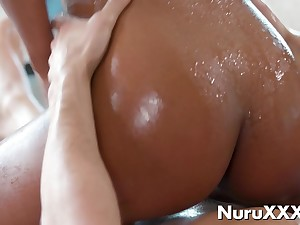 Nuru Making Out - aj applegate