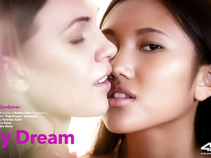 Day Dream Episode 3 - Gardener - May Thai & Veronica Clark - VivThomas