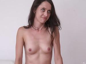 Teenage babes posing nude winning casting